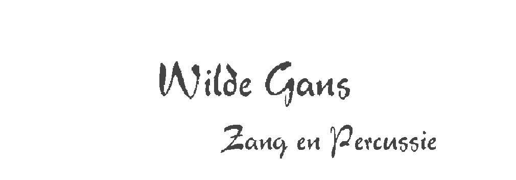 Wilde Gans